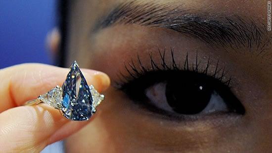 DeBeers-Millennium-Blue-Diamond