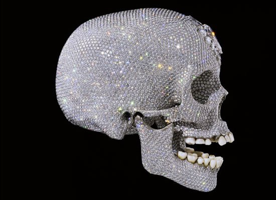 Diamond-Skull