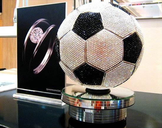 Diamond-Soccer-Ball