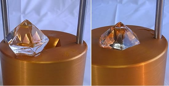 Diamond Ice Cubes Are Your Drink S Best Friend