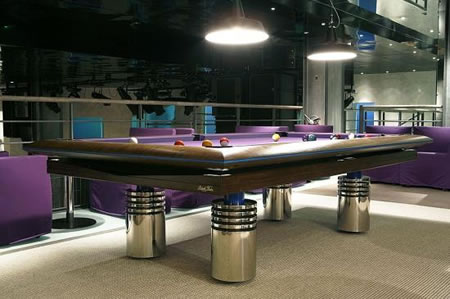 Limited Edition Django Pool Table Pays Tribute To Gipsy