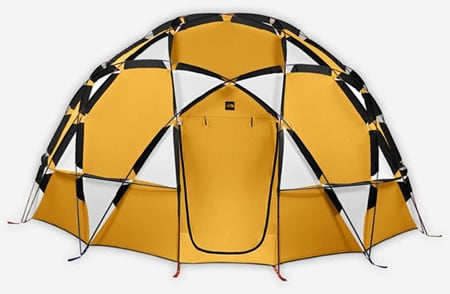 If you feel a sense of overwhelming adventure and want to take your buddies hiking or c&ing you need a sturdy tent. Well then look no further. & The North Face 2 meter dome tent to keep cozy at high altitudes -