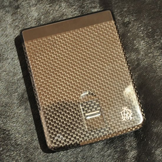 The Dunhill Biometric Wallet Adds Sophisticated Technology