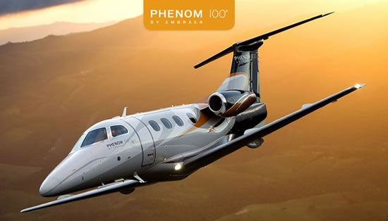 Embraer-Phenom-100-jet-1