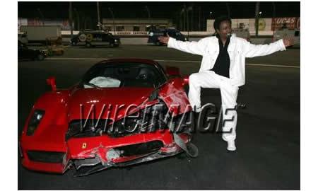 Eddie Griffin Car Crash 3