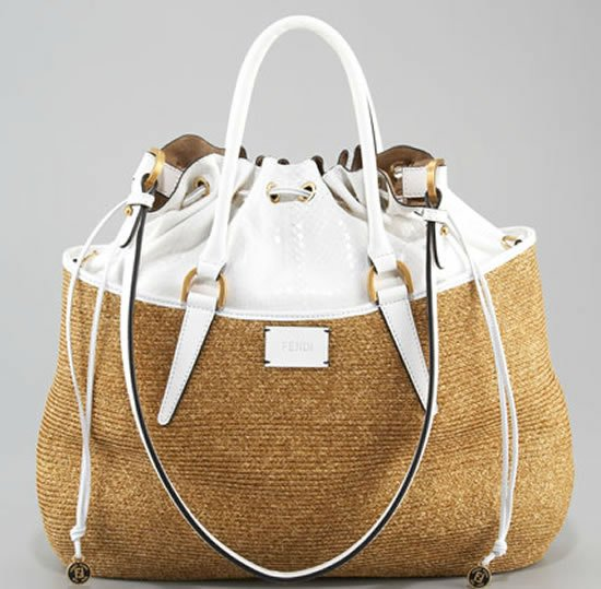 Fendi_Drawstring-Top_Raffia_Bag