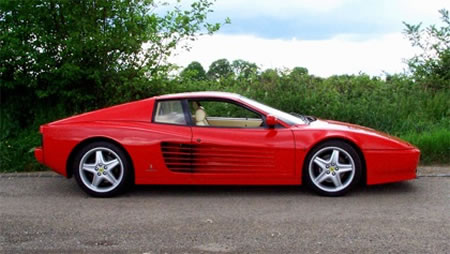 Millionaire Ferrari Owner Fined Almost $300,000 For Speed Driving