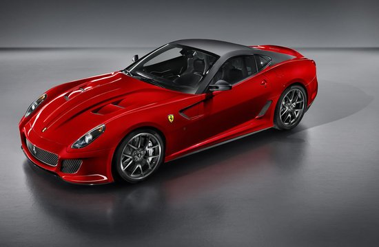 Gentil Ferrari Officially Unveiled The Exclusive 599 GTO Last Night. Present At  This Grand Ceremony Were Luca Di Montezemolo, Chief Executive Amedeo Felisa  And ...