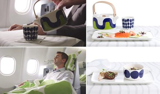 Finnair-marimekko
