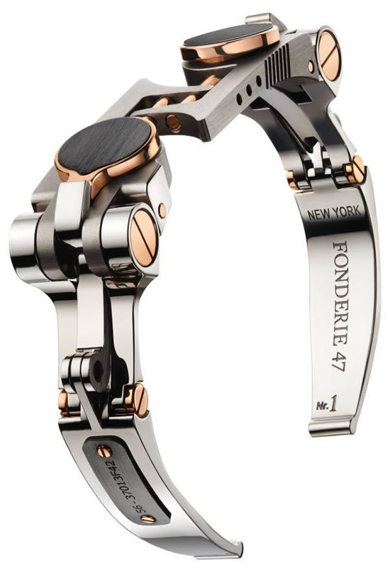 World S Most Expensive Cufflinks From Fonderie 47 Are Made