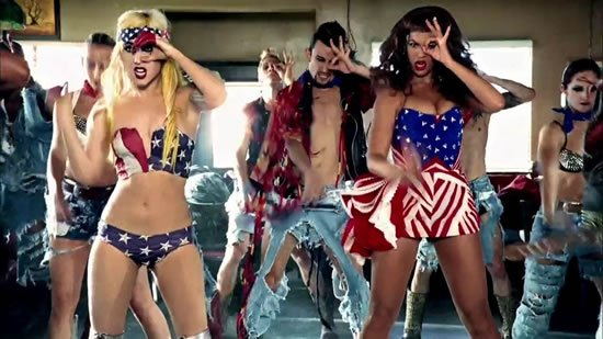 GaGa-and-Beyonce