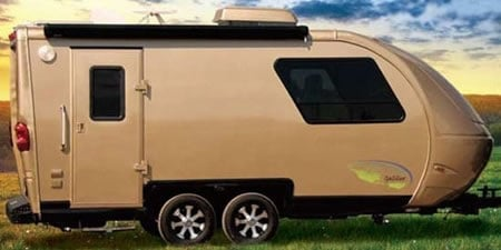 The Galileo RS Travel Trailer 2010 An Eco friendly House