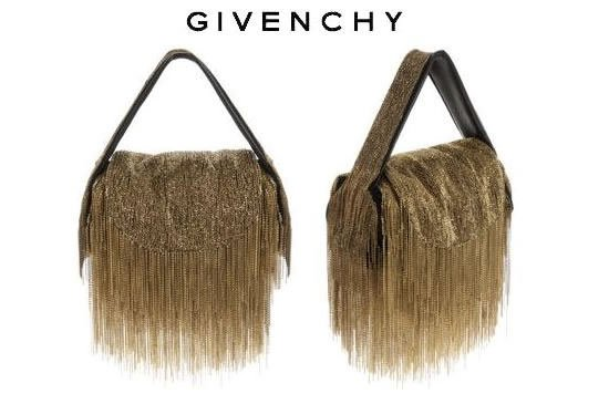 Givenchy-Embroidered-Metal-Chain-Evening-Bag