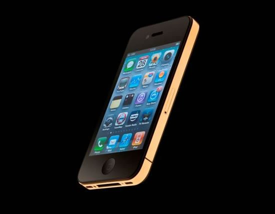 Gold-iPhone-4S