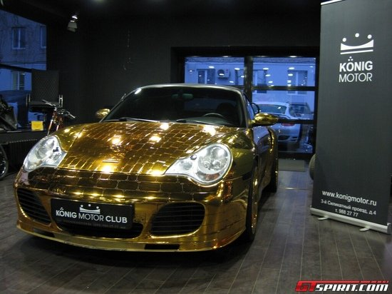 Gold_Plated_Porsche_996_Turbo_Cabriolet-thumb-550x412