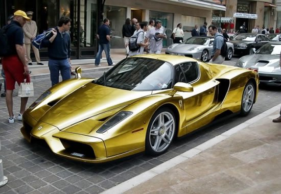 Golden-Ferrari-Enzo