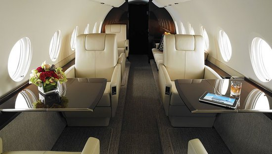 A look inside donald trump s 100 million custom built for Gulfstream v bedroom