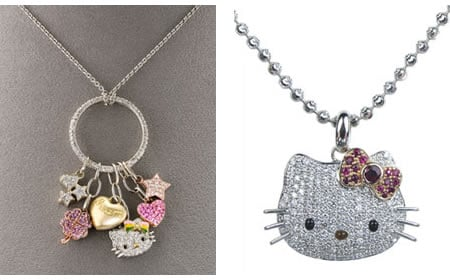 Hello Kitty Jewelry Reigns This Festive Season