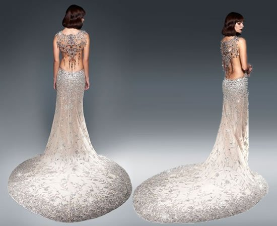 Harrods-Swarovski-studded-gown2