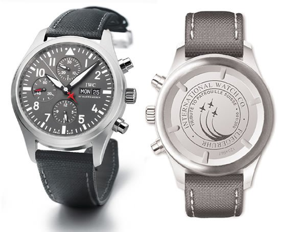 IWC Unveils The Big Pilot Heritage 55 48 Limited Editions IWC Unveils The Big Pilot Heritage 55 48 Limited Editions new foto