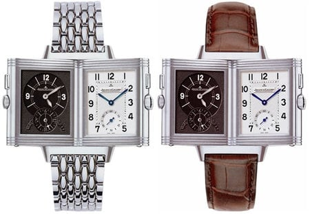 lecoultre asp grande jaeger watch watches p reverso gmt gents