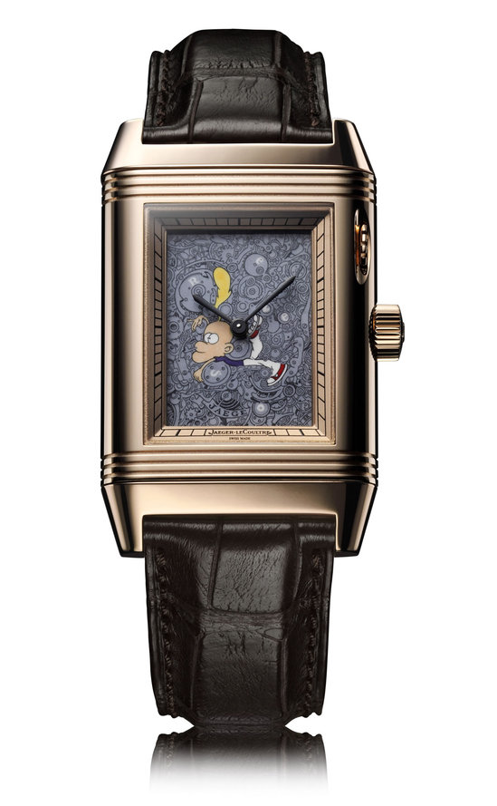 80 Years Reverso by Jaeger-LeCoultre