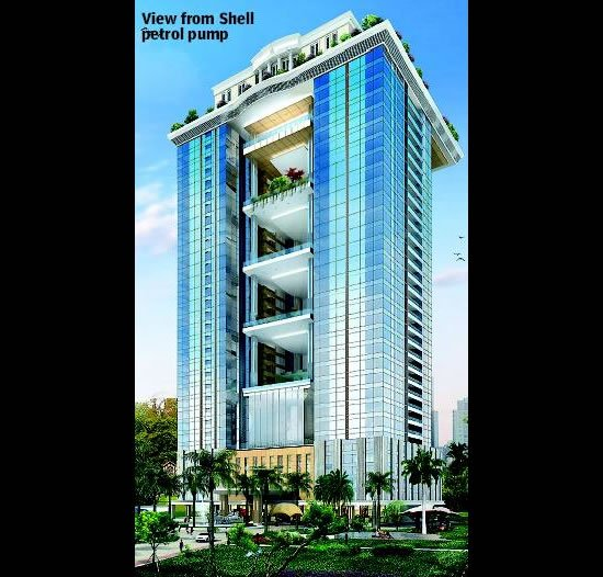 Vijay Mallyau0027s Kingfisher Towers Will Rise Up To The Highest Standard Of  Living