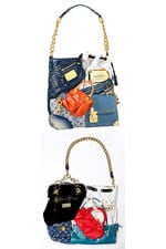 44f4a6e6b7f1 The Louis Vuitton Tribute Patchwork bag was launched recently. Yes it does  cost an arm and a leg