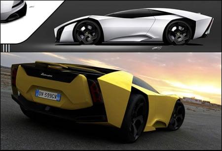Lamborghini Madura A Dashing New Lamborghini Concept