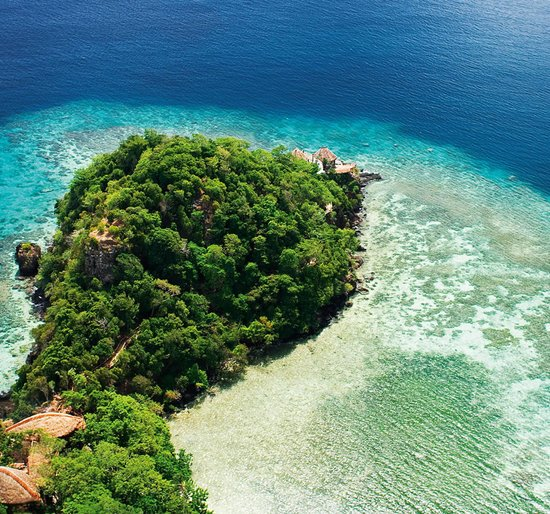 Island Resort: Laucala Island, Fiji Offers Optimum Privacy For $26,000