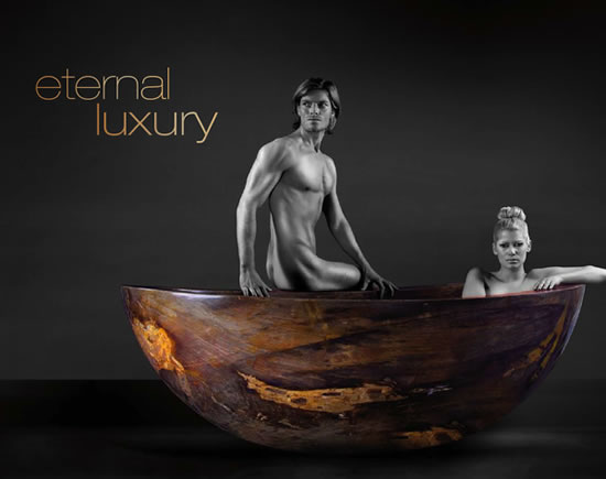 Le Grand Queen is the most expensive bathtub for $1.7 million : Luxurylaunches