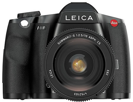 Leica S2 Dslr To Sell For 26 000
