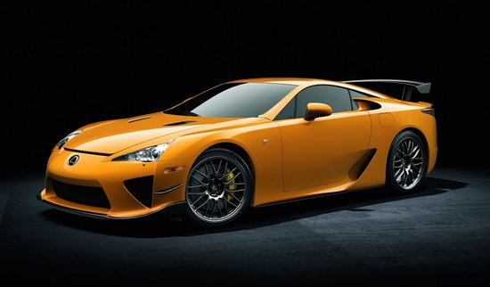 If A Limited Edition Lexus LFA Isnu0027t Unique Enough For You, Simply Check  Out The Even More Limited Nürburgring Special Edition, Of Which Only 50  Will Be ...