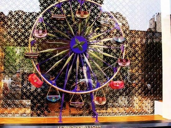Louis-Vuitton-bags-ride-on-a-roller-coaster