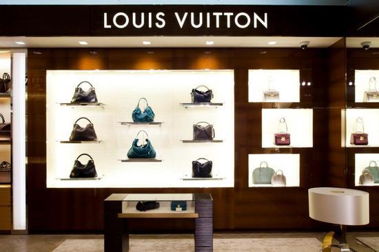 Harrods gets a new Louis Vuitton store