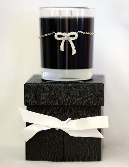 Ultimate Luxury Candle With Diamond Necklace Is World S