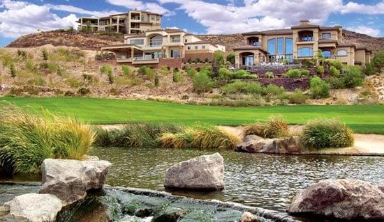 Take A Tour Around Luxury Homes Of Las Vegas In