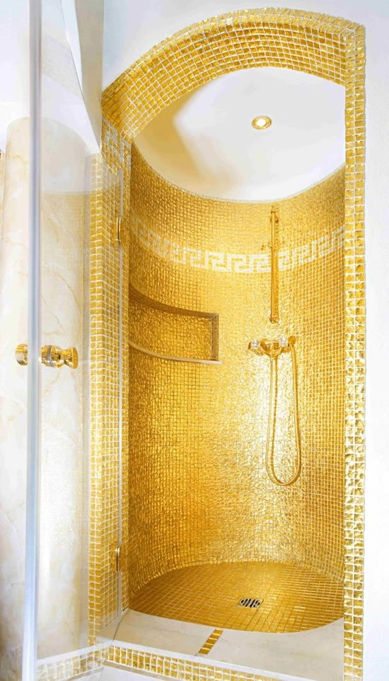 Gold and Swarowski encrusted house worth $28,000,000 in Majorca is ...
