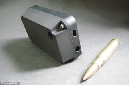 Marudai's bulletproof iPhone case can stop a 50 calibre bullet : Luxurylaunches