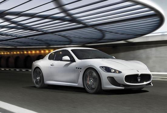 Finally After Showing Up At Last Yearu0027s Paris Motor Show, The Maserati  GranTurismo MC Stradale Is Now All Set To Makes It Way To The Streets Of  North ...