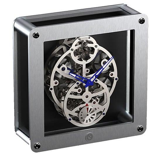 Matthew-Norman-Clock