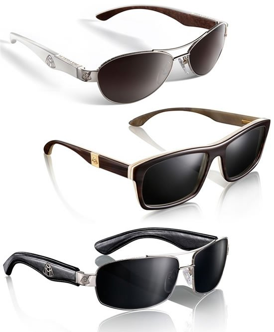 70a71357532 We've drooled over the Maybach sunglasses collection but were ignorant  about the price range. As expected sunglasses from the German luxury car  manufacturer ...