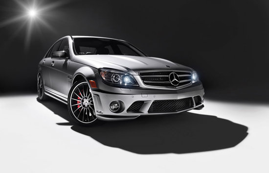 Limited Edition Mercedes Benz C63 Amg Affalterbach To Hit
