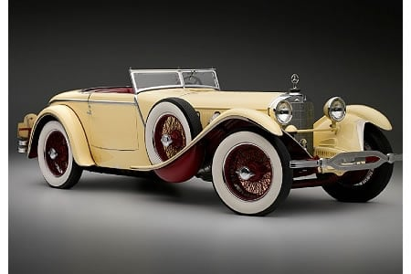 Mercedes Pre Owned >> 1928 Mercedes 'S' Type at Retromobile for $4,750,000