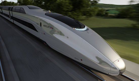 Mercury-Luxury-Train