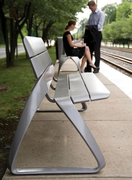 Metro40 Outdoor Furniture Collection By BMW DesignworksUSA Is Sleek And  Stylish