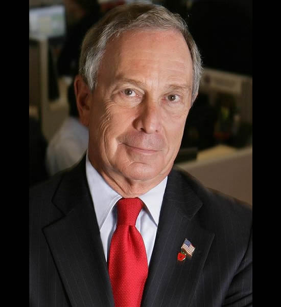 person michael bloomberg