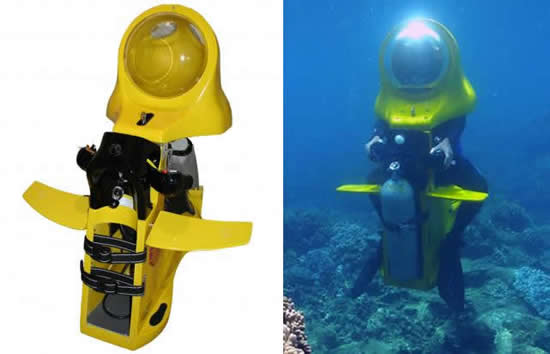 Used Cars Phoenix >> Mini Submarine is perfect to explore deep seas all by ...