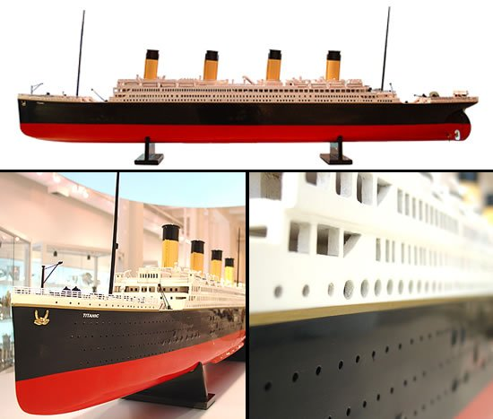 Model-of-Titanic