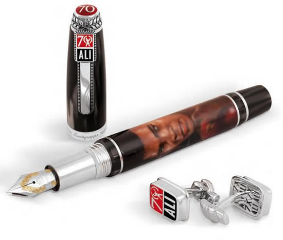 Montegrappa_Muhammad-Ali_70th-birthday_1